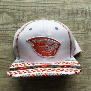 Zephyr NCAA Oregon State Beavers Snapback Hat